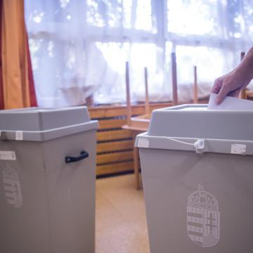 Hét településen tartanak időközi választást vasárnap