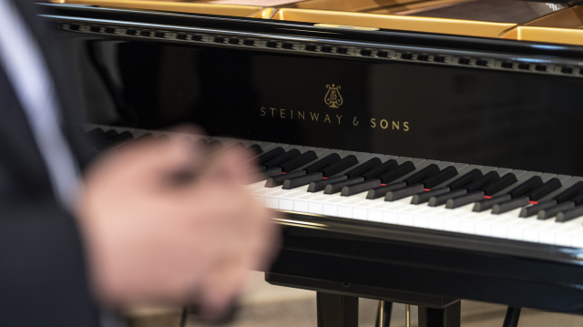 Idén Kaposváron rendezik a ZeneVarázslat nemzetközi négykezes zongoraversenyt