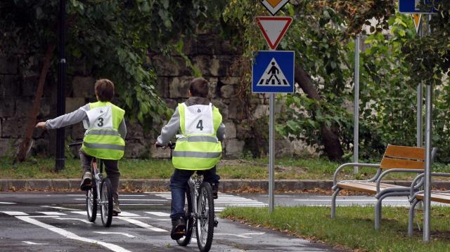 Közlekedési tudáspróbán vehetnek részt az általános iskolások tavasszal