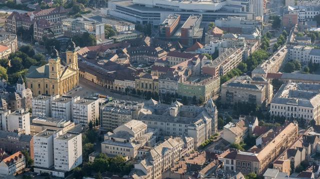 Tovább bővül Debrecen belvárosi sétálóövezete