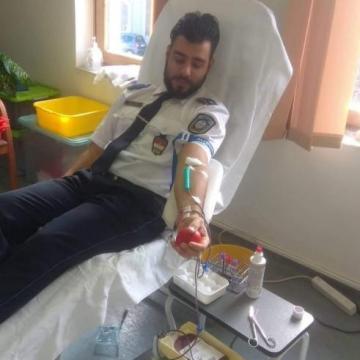 Véradás volt Dombóváron