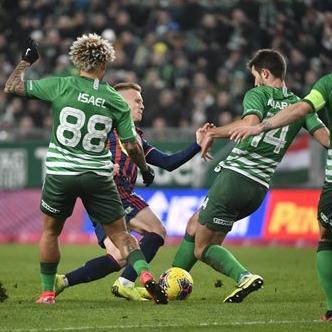 Az éllovas Ferencváros nyerte a Fehérvár elleni rangadót