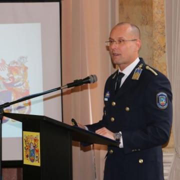 Beszámolt a rendőrfőkapitány