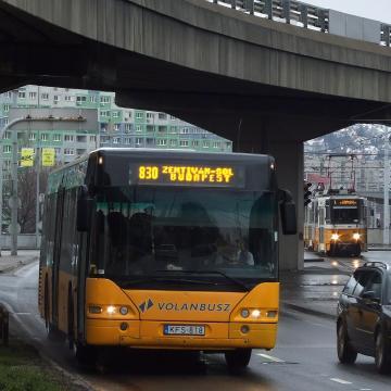 Bővül a Volánbusz Zrt. járműparkja