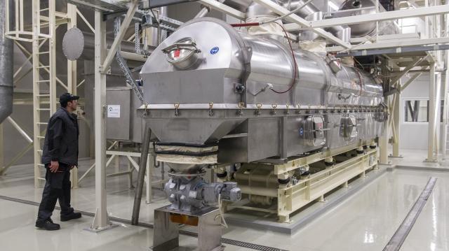 Egymilliárd forintból bővítette termelőkapacitását a HFI Kft.