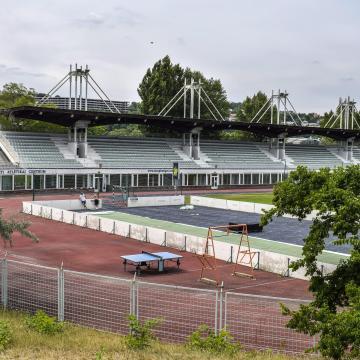 Márciusban elkezdődik Szegeden az új atlétikai centrum építése