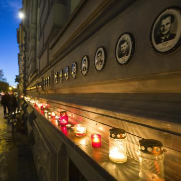 Országszerte a kommunizmus áldozataira emlékeznek