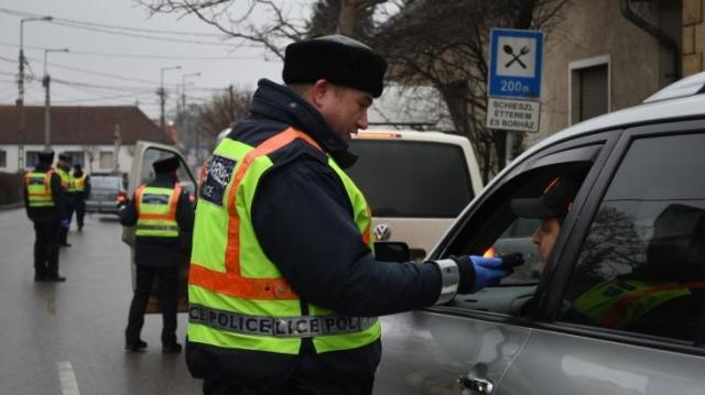 Több mint 800 jogsértés a buszok és teherautók ellenőrzésén