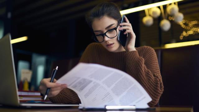 Sorban állás helyett: online adóügyintézés