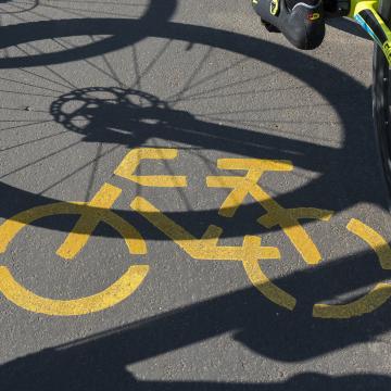 Bővül a kerékpárút-hálózat Szolnokon és környékén