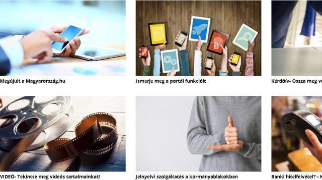 Egyszerűbb és kényelmesebb az elektronikus ügyintézés