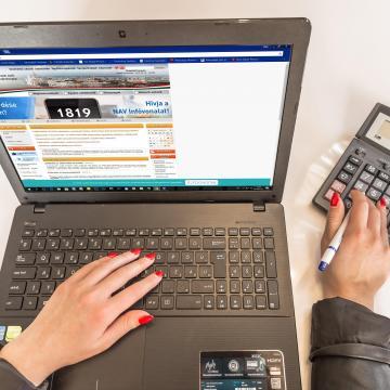 Elérhetőek az adóbevallás tervezetek az adóhatóság honlapján