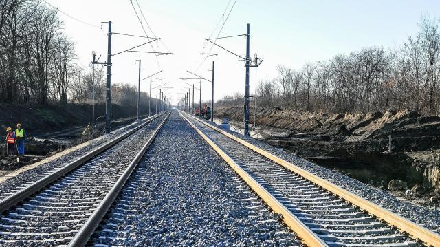 Szünetel a vasúti forgalom a horvát, szlovén és ukrán határon