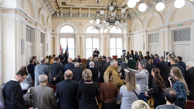 Új tárgyalási protokoll lép életbe a bíróságokon