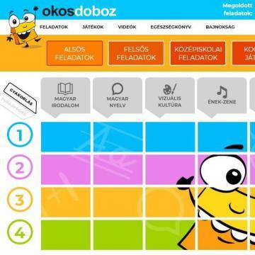 Újabb digitális feladatok segítik az oktatást