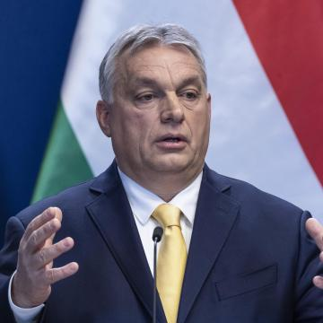 Hat újabb gazdaságvédelmi intézkedést jelentett be Orbán Viktor