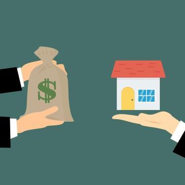 Jelentősen visszaesett az ingatlanpiac