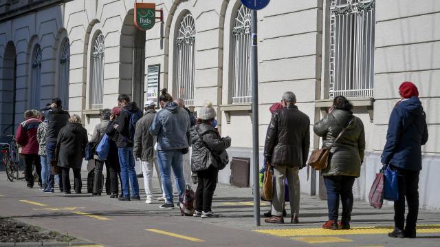 Módosul a postai kiszolgálás