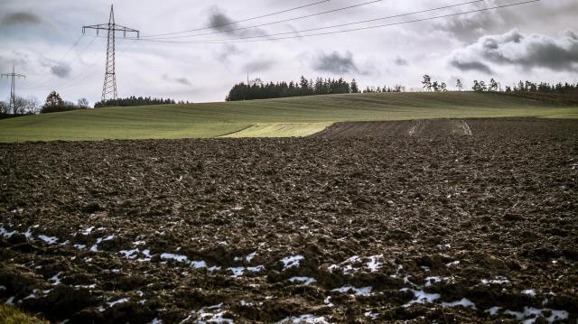 Nem árt a hó a szántóföldi növényeknek