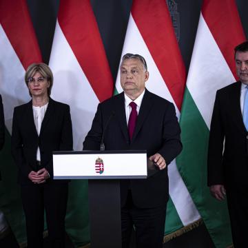 Orbán Viktor: Amennyi munkahelyet a vírus tönkretesz, annyit hozunk létre