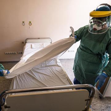 Országos tisztifőorvos: minden megyében van fertőzött