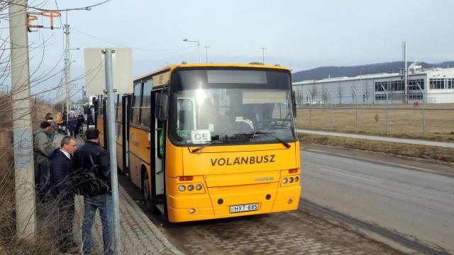 Változások a közösségi közlekedésben a vidéki településeken