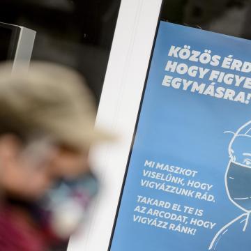 Így változott a fertőzöttek száma Jász-Nagykun-Szolnok megyében hétfőre