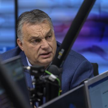 Orbán Viktor: Új szakasz jön a védekezésben