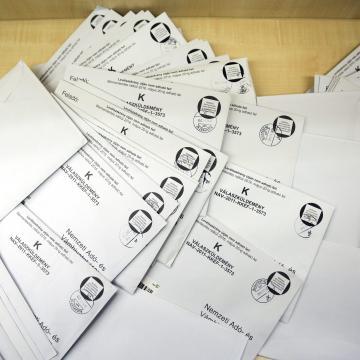 Érkeznek az szja-tervezetek a postaládába