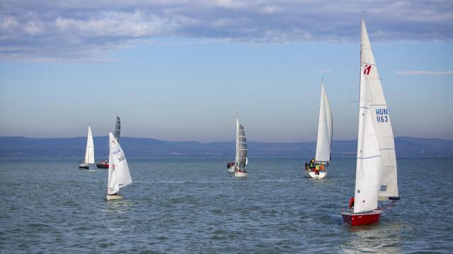 Az Ezüst szalag lesz az év első vitorlásversenye