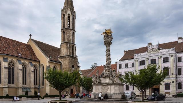 Folytatódik Sopron belvárosának fejlesztése