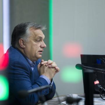 Orbán Viktor: jövő hétvégén jöhetnek a további lépések
