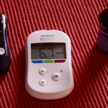 Támogatás diabéteszesekkel foglalkozó szervezeteknek