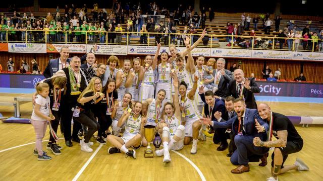 Vékonyabb kerettel maradna ütőképes a Sopron női kosárlabdacsapata
