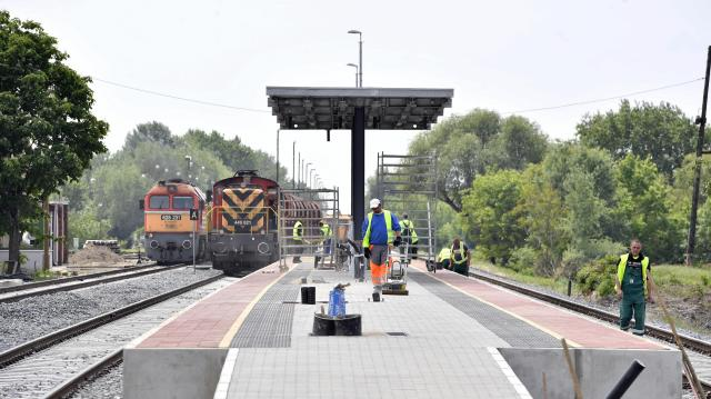 2022-re elkészül a Szeged-Szabadka vasútvonal