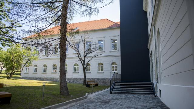 A tervek szerint haladnak a Pécsi Tudományegyetem kiemelt beruházásai
