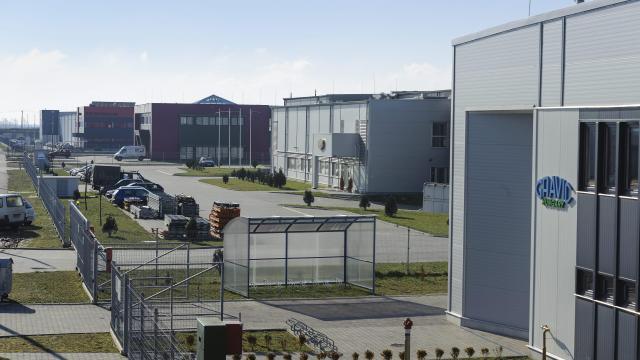 Bővítik a debreceni Határ úti ipari parkot