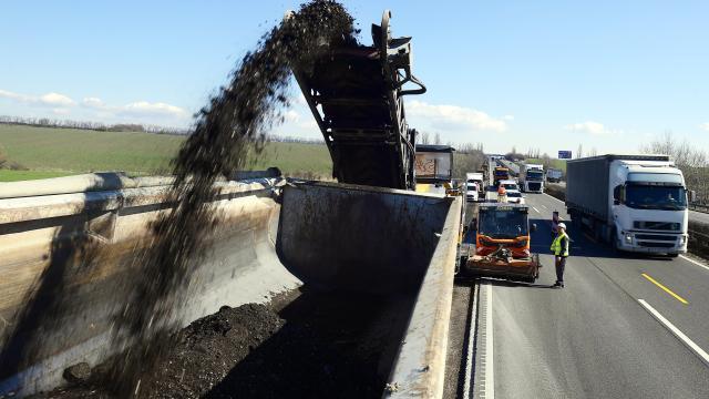 Felújítják a Mezőhegyes és az M43-as autópálya közötti utat