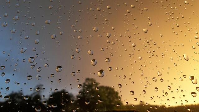 Folytatódik az esős időjárás