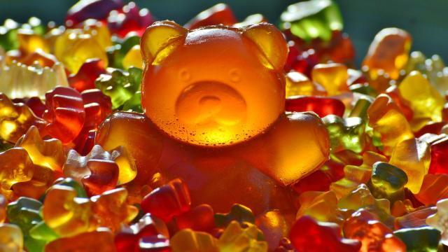 Fulladásveszély miatt visszahívtak egy zselés édességet