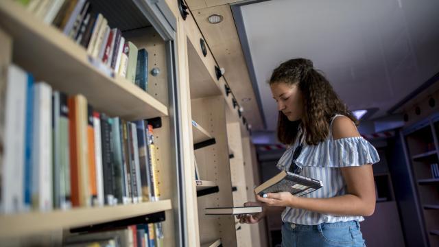 Ismét elindultak a könyvtárbuszok Borsodban