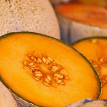 Már kapható a magyar sárgadinnye