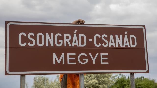 Mától hivatalosan is Csongrád-Csanádra keresztelték a megyét