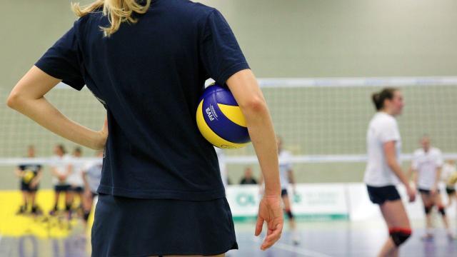 Még egy évre aláírt a Kaposvár női röplabdacsapatában