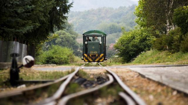 Megindult a hétköznapi közlekedés is a pálházi kisvasúton