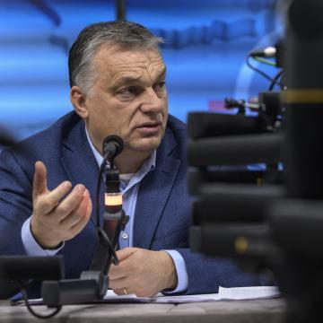 Orbán Viktor: Nemzeti konzultáció kezdődik