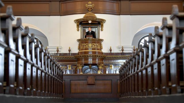 Református templomokat újítanak fel Tolnában
