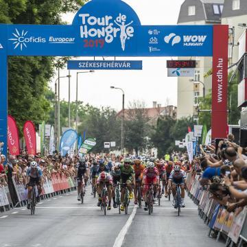 Tour de Hongrie - Rajt augusztus 29-én