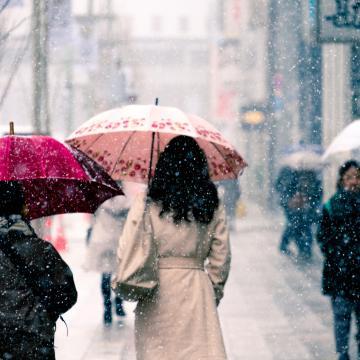 További intenzív esőzésekre figyelmeztetnek