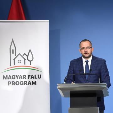 Újabb fejlesztések a Magyar Falu Program forrásaiból